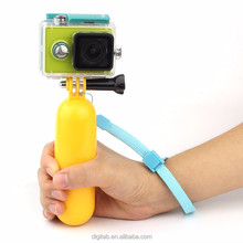 Floating Bobber Sitck For Xiaomi Yi Action Camera Go Pro Accessories Handheld Sefie Stick