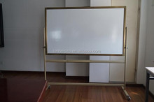 120*90cm white board with stand
