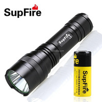 China Wholesale emergency rechargeable waterproof tactical led highlight torch flashlight