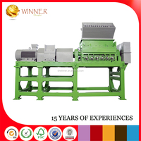 Waste Tire Machine Recycling Rubber Powder Granules