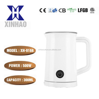 the best stainless steel milk frother ,THE GS CE EMC double- wall desigh milk frother ,Automatic switch-off milk frother