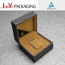 pequeño reloj de madera de regalo caja al por mayor