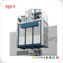 Building / Construction Hoist Elevator for 1000kg ~ 3200kg Heavy Materials