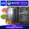 food freezing spiral iqf fast frozen food equipment