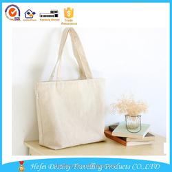 bag wholesale clear diy printing blank canvas tote bag