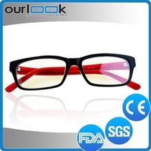 2015 China Latest Model Stylish Full Frame Spectacles