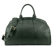 hot sales holiday sports duffel bags with handles italy leather carry on suitcase bag sports bag with shoe compartment