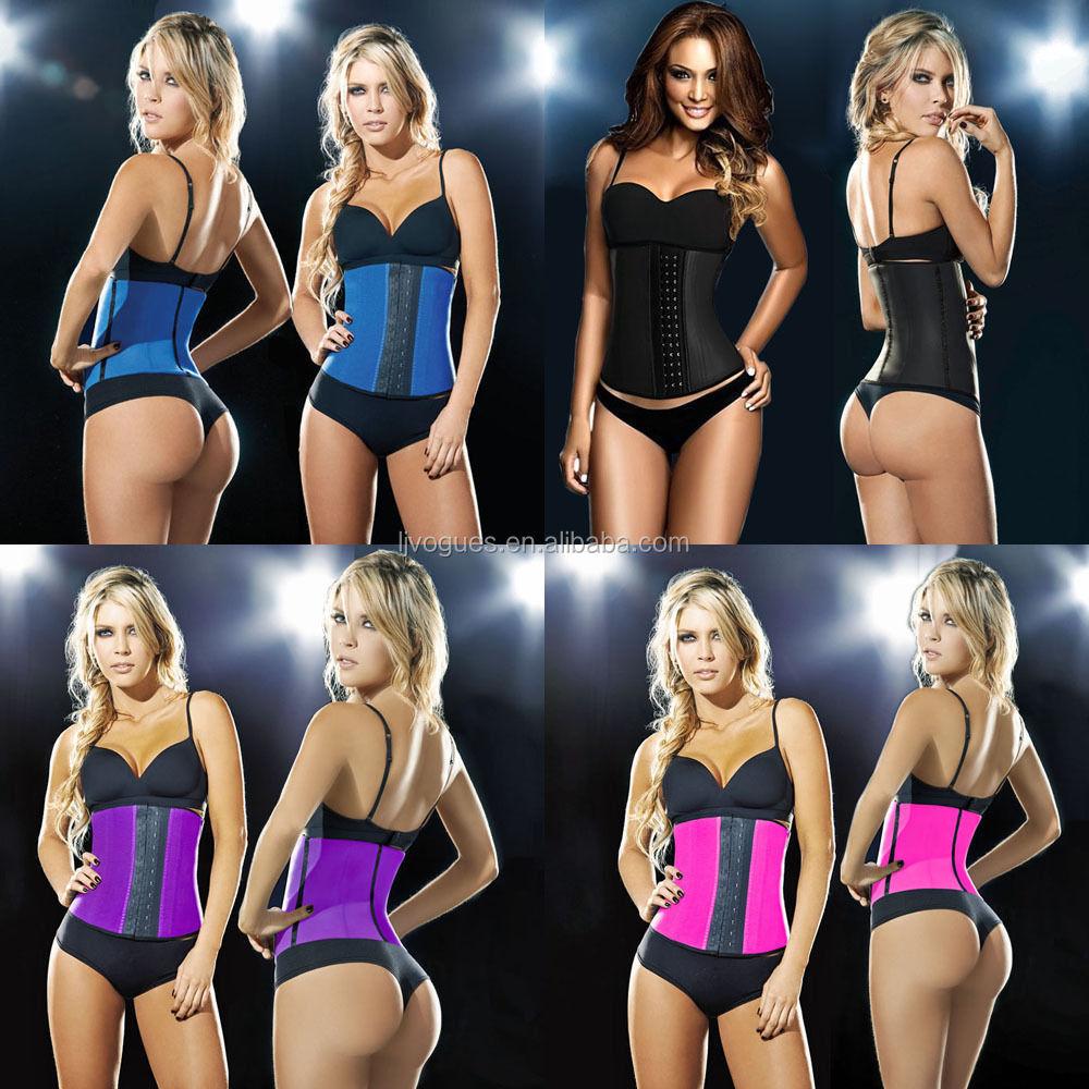 LJ-699S(Latex waist corset) 2.jpg