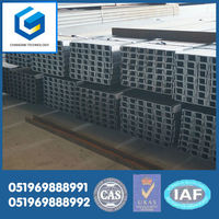 American Standard channel special steel factory direct sales channel custom processing