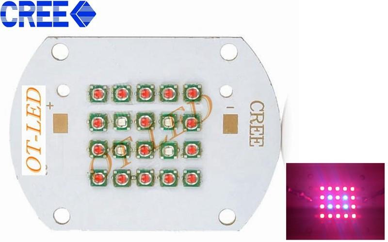 CREE-Xlamp XPE004 450nm 660nm