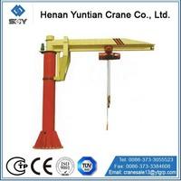 BZD Type Heavy Duty Swing Level Jib Crane
