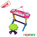 Piano juguetes/multi- función de órgano electrónico para niños y niñas de aprendizaje