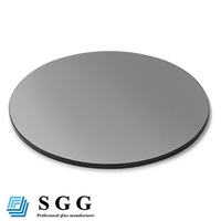 High quality glass center table (round,oval,square,rectangle)