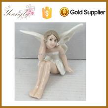 Ceramic Fairy Figurines Wholesale YL85438