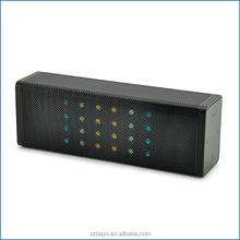 Multi-function Color Changing Music Mini Bluetooth Speaker Flash LED Bluetooth Speaker