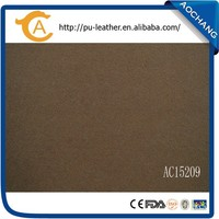2015 new wholesale faux leather fabric for shoes Leather/sofa leather