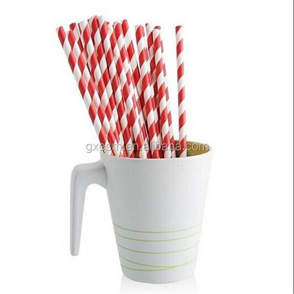 Striped Straws Paper Buy Party Stripe Paper Straws