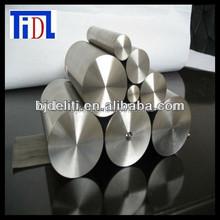 best price pure titanium round and alloy bar
