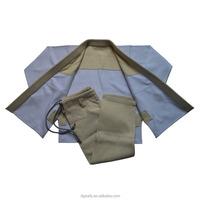 pakistani cotton Pearl weave gi high quality 100% cotton jiu jitsu suits with embroidery color coated gi sheet plain kimono
