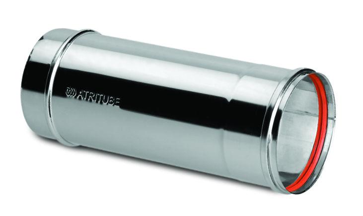 Single wall stainless steel chimney flue pipe tube buy