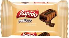 RAPIDO COCOA FLAVOURED CAKE 55 gr
