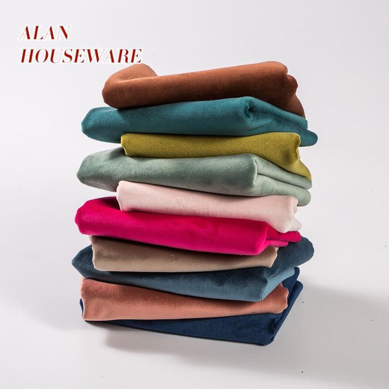 موثوقة الجودة متعددة الألوان أجزاء من أريكة مجموعة المفروشات النسيج أقمشة بوليستر ملون
