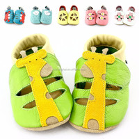 2015 wholesale first walk soft sole baby girl shoes