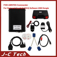 2015 FVDI ABRITES Commander For Opel and Vauxhall (V6.6) Software USB Dongle FVDI For Opel With Quality From Sarah