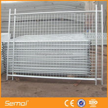Easy Install Galvanized Temporary Metal Fence Panels For Children