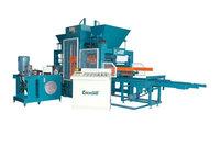 QFT8-15 Automatic Cement Brick &Block Making Machine