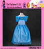 2015 beautiful baby girl Princess cosplay dress original selling cheaper party kids cinderella dress cosplay costume