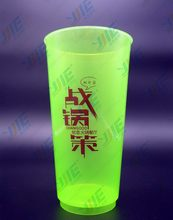 Low price hotsell disposable plastic mugs and containers