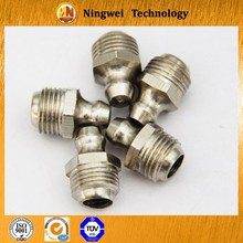 Stainless steel threated cnc pricision machining product