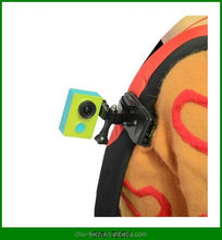Xiaomi Yi Action Camera Accessories Rotary Quick Attach Backpack Clip