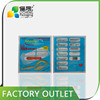 High quality and custom print plastic frozen bag/frozen food packaging bag