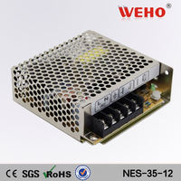 35W 12V POWER SUPPLY for 3D printer/LED ac dc 12v 3a switching power supply