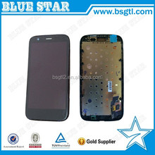 China supplier extremely cheap for motorola moto g xt1032 lcd assembly