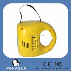 Portable Solar Led Power Kit for For Solar Lighing