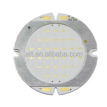 Aluminum-based PCB, Single-sided Layer Count, Immersion Gold Surface Finish, 2oz Cooper Thickness
