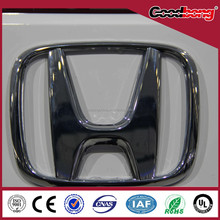 3D Laser facelit acrylic thermo swelling car shows signage