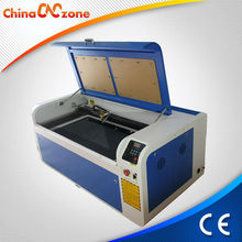 Creative Art and Design CO2 80w Mobiel Phone Cover Laser Printing Machine