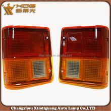 Pajero 1983-1991 Rear tail Lights lamp Turn signal car lights