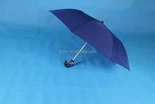 manufacturer promotional two folding automatic open umbrella