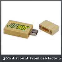 promotional gift bulk 16GB wooden wine cork usb flash drive