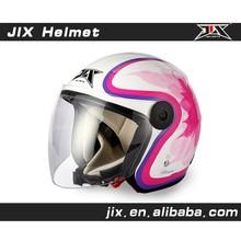2015 NEW open face anti-fog visor motorcycle helmet unique DOT/ECE motorcycle helmets new style open face german style helmet
