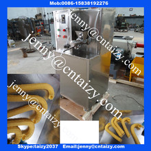 automatic stainless steel corn crisp bulking machine