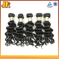 JP Hair 7A 8A Hot Selling Loose Wave Virgin Human Brazilian Hair Weft