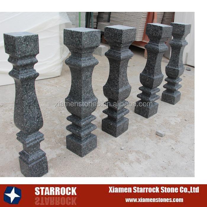 Balaustre de piedra balaustre granito granito balaustradas - Balaustradas de piedra ...