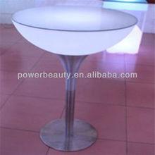 outdoor high led bar table light flashing bar