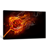 High quality Canvas Art Rose Flower Canvas Printing for Wall Decor